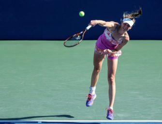 Australian Open: Barthel besiegt Olympiasiegerin Puig