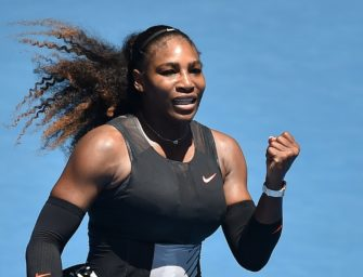 Williams im Viertelfinale der Australian Open