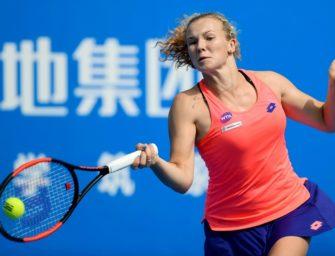 Siniakova mit erstem Karrieretitel in Shenzhen