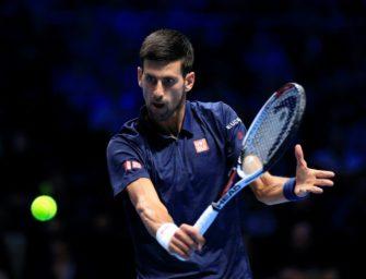 Titelverteidiger Djokovic gibt sich keine Blöße