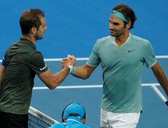 Hopman Cup: Federer schlägt Gasquet, aber Frankreich im Finale