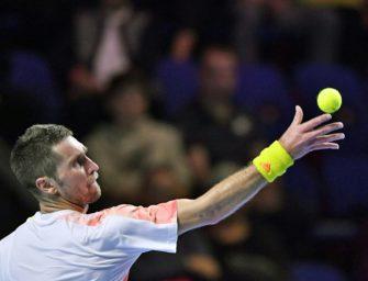 Brisbane: Nadal zu stark für Mischa Zverev