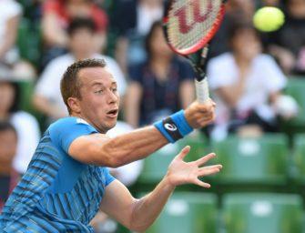 Kohlschreiber und Zverev starten erfolgreich ins Tennisjahr 2017