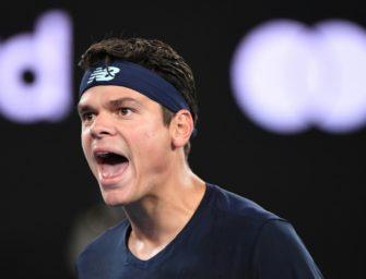 Wieder verletzt: Raonic fehlt Kanadas Davis-Cup-Team