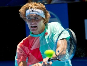 Hopman Cup: Zverev triumphiert über Federer