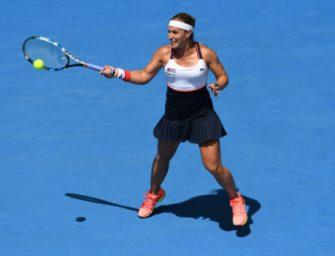 Cibulkova verpasst Achtelfinale von Melbourne