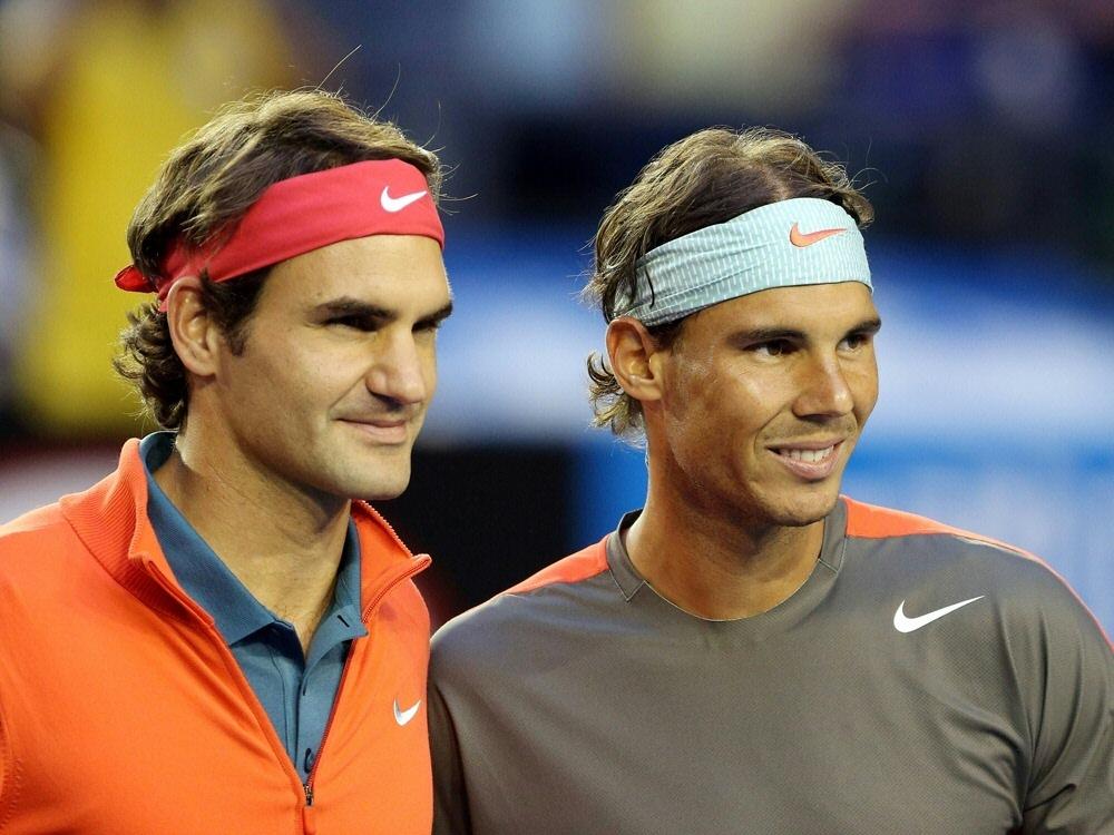 Match des Tages am Sonntag: Federer gegen Nadal