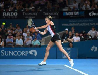 Pliskova triumphiert in Brisbane