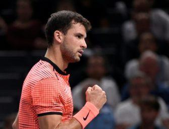 Dimitrov gewinnt Turnier in Brisbane