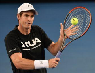 """Melbourne: """"Sir Andy"""" Murray erfolgreich und bescheiden"""
