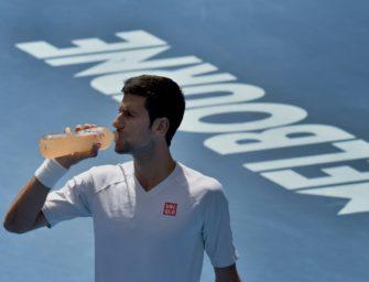 Vor Melbourne-Start: Djokovic verkneift sich Antwort auf Becker-Kritik