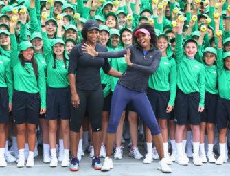 Serena gegen Venus Williams – ihre Karriere in Bildern