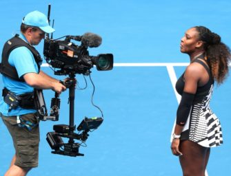 Australian Open: Serena Williams auf Kurs
