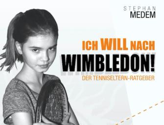 Verlosung: Ratgeber für Tenniseltern