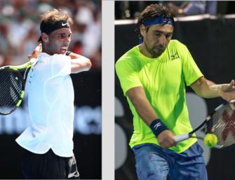 Match des Tages: Rafael Nadal vs. Marcos Baghdatis