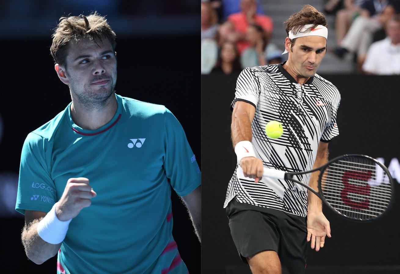 Federer Gegen Wawrinka