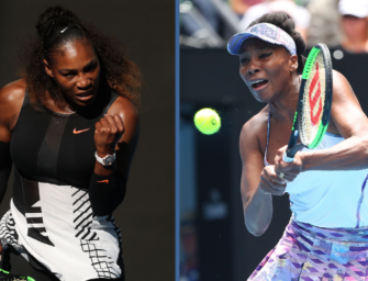 Serena Williams gegen Venus Williams – Match des Tages am Samstag