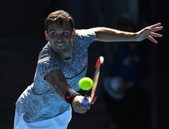 Nach Sieg über Goffin: Dimitrov im Melbourne-Halbfinale