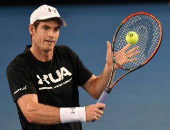 Trotz Schrecksekunde: Murray meistert Zweitrunden-Hürde souverän