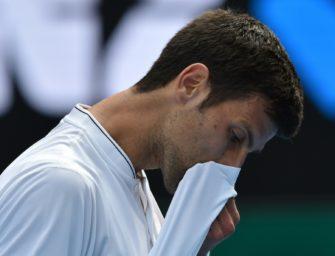 Navratilova über Djokovics körperlichen Zustand besorgt