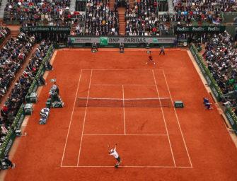 French Open-Ergebnisse der Herren