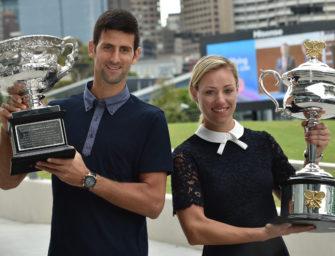 35,2 Mio. Euro: Rekord-Preisgeld bei den Australian Open