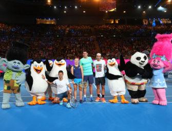 Bilder der Australian Open 2017