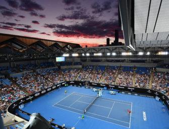 Australian Open Bilder 2017