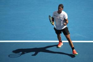 Rafael will seinen zweiten Australian Open Titel gewinnen.