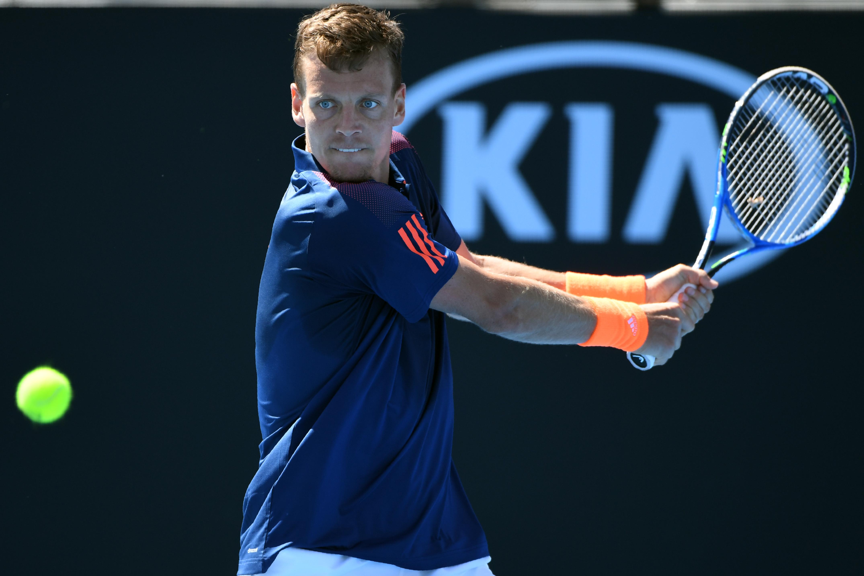 Tomas Berdych möchte gegen Roger Federer seine Negativserie von fünf Spielen beenden.