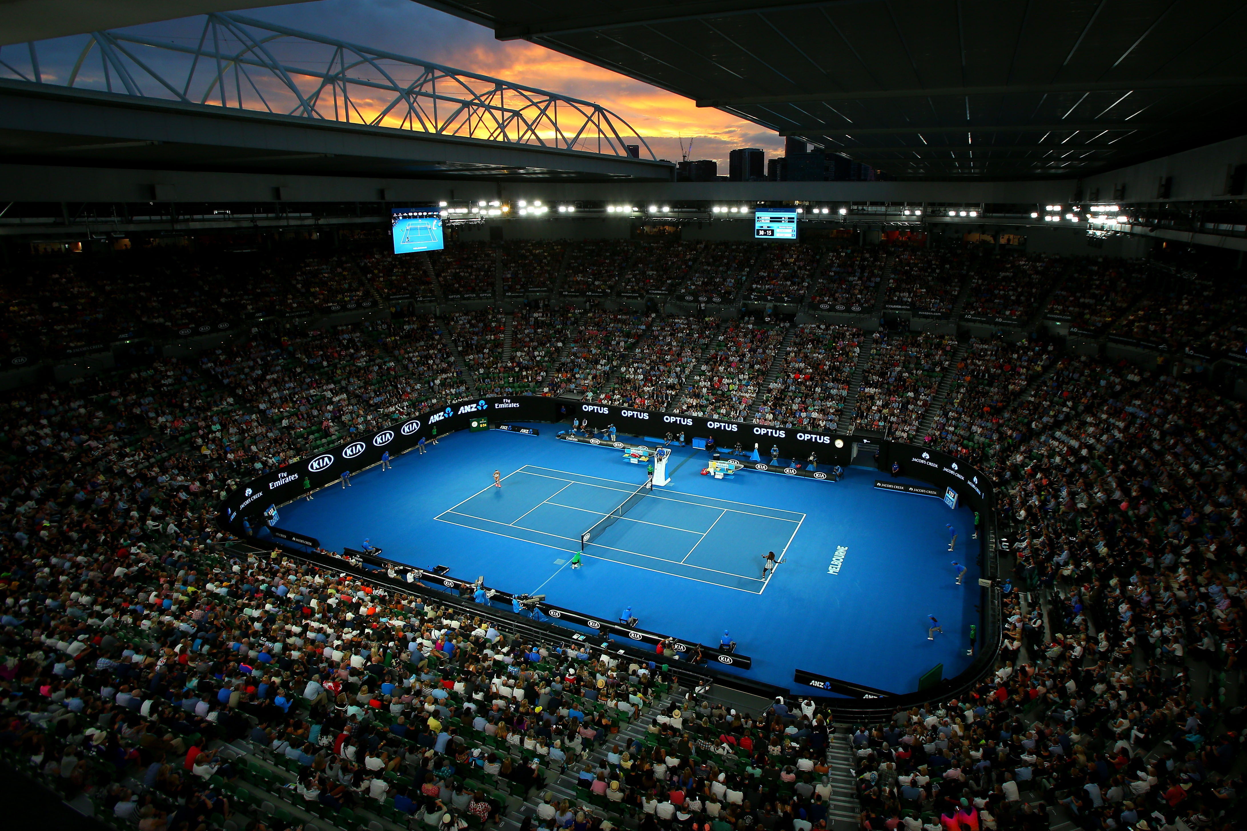 herren finale australian open