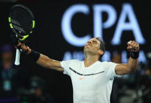 Alexander Zverev gegen Rafael Nadal