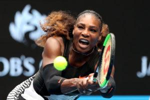 Williams im Viertelfinale der Australian Open