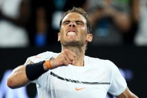 Ronic gegen Nadal