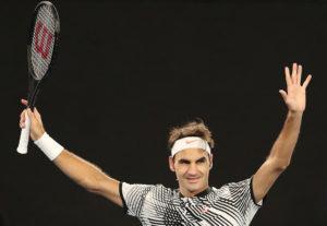 Federer im Halbfinale