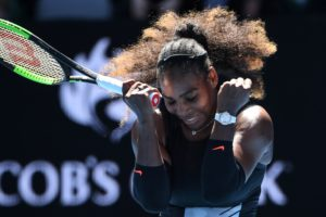 Serena Williams im Halbfinale
