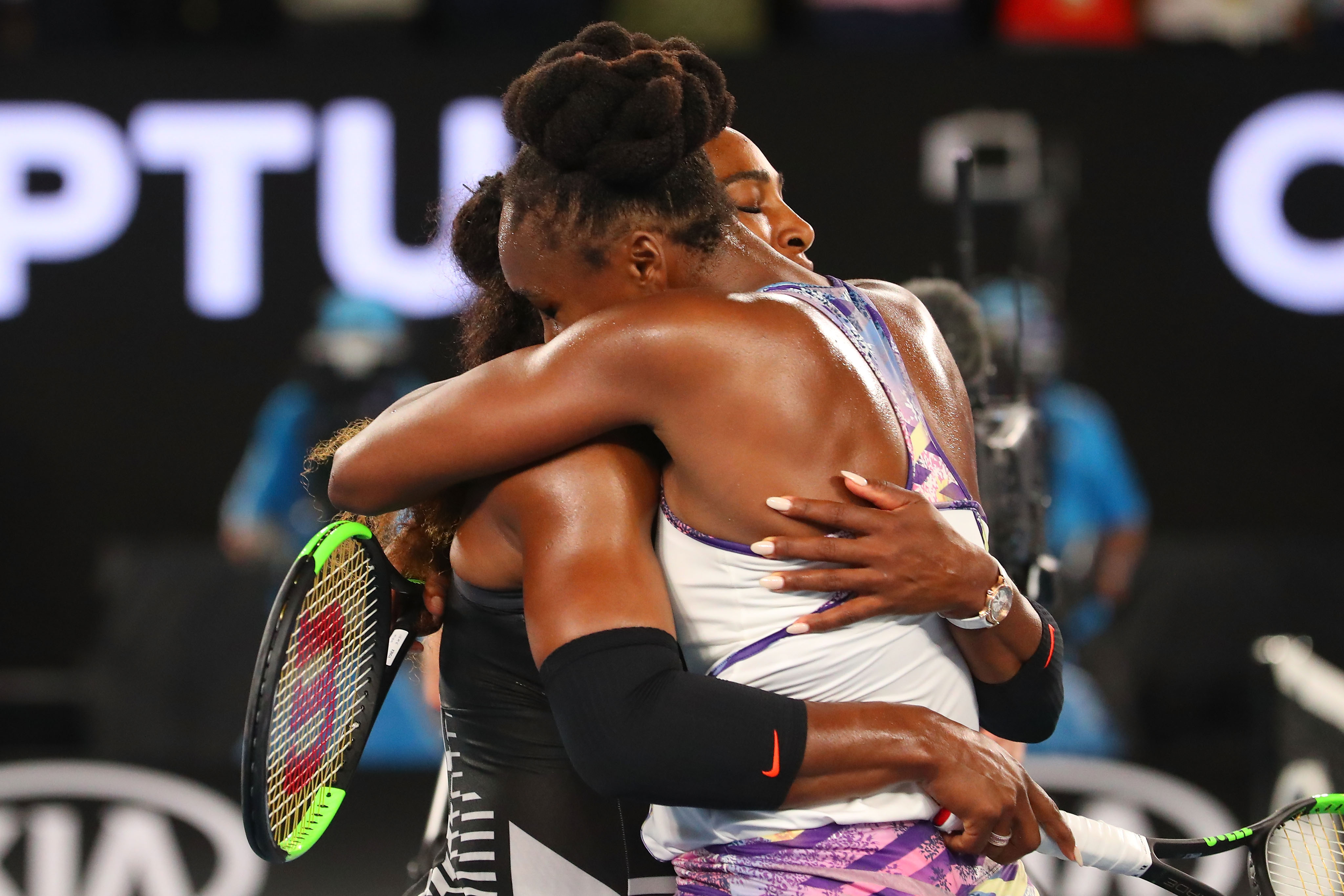 Serena Williams gewinnt die Australian Open