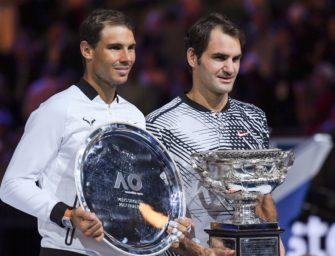 Dank Federer & Nadal: Quoten-Rekord bei Eurosport