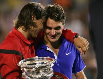Federer gegen Nadal – kommt es zum Traumfinale?