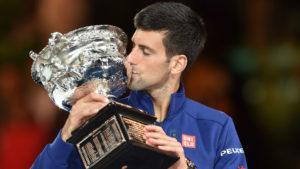 Der Australian Open-Sieger 2016 – Novak Djokovic