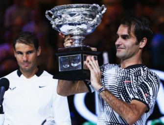 Federer gegen Nadal – 10 Gründe warum dieses Match unglaublich war