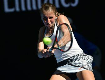 Beck verpasst Viertelfinale in St. Petersburg