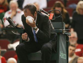 Nach Shapovalov-Ausraster: OP bei Tennis-Schiedsrichter