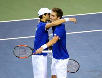 Davis Cup: Australien und Frankreich schon im Viertelfinale
