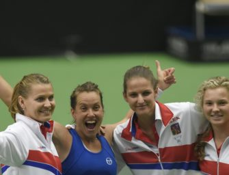 Fed Cup: Seriensieger Tschechien und Weißrussland im Halbfinale