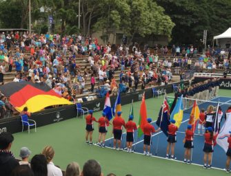 Nach der falschen Hymne auf Hawaii: Skandale im Tennis