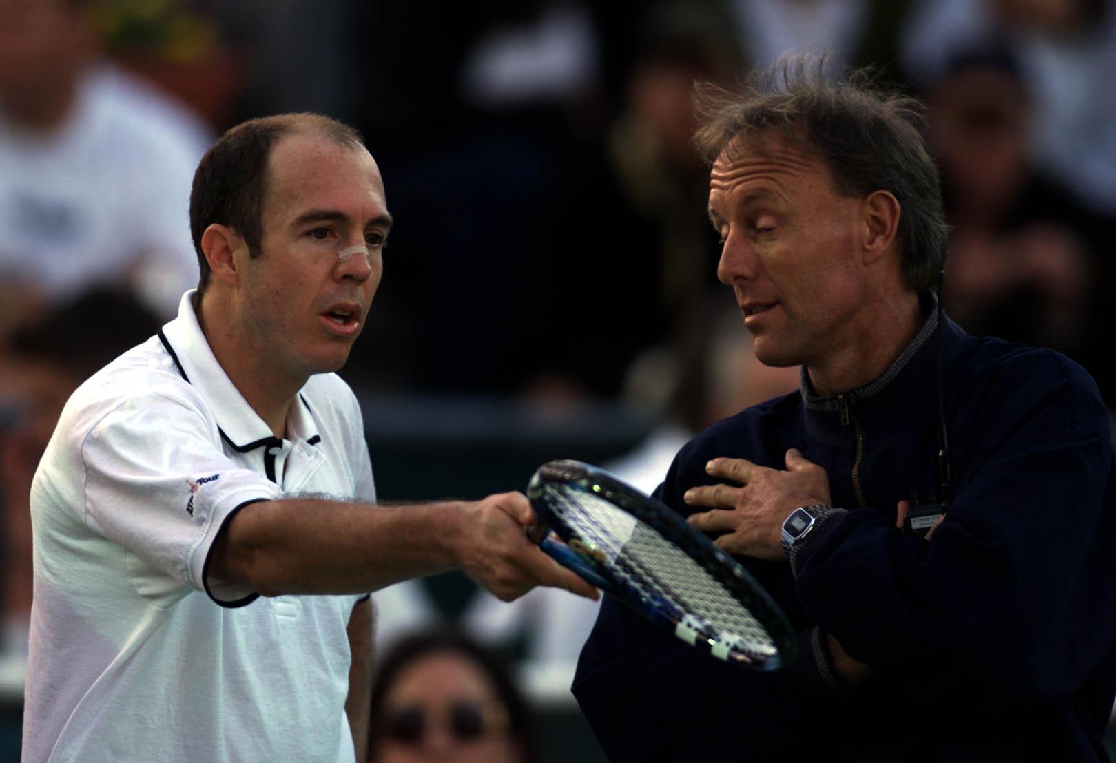Skandale im Tennis