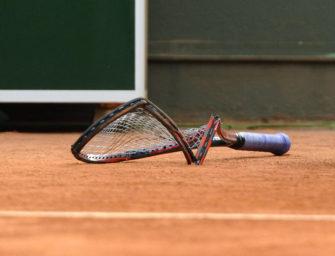 Fünf verrückte Tennisprofis