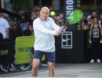 Tennislehrer André Agassi – online vom Champion lernen