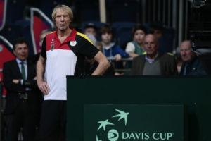 Carlo Thränhardt sieht eine Kooperation zwischen dem DTB und Boris Becker positiv